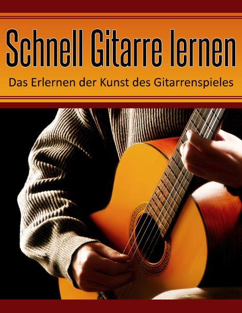 Gitarre lernen das ebook