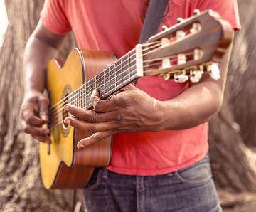 Online Gitarrenschule